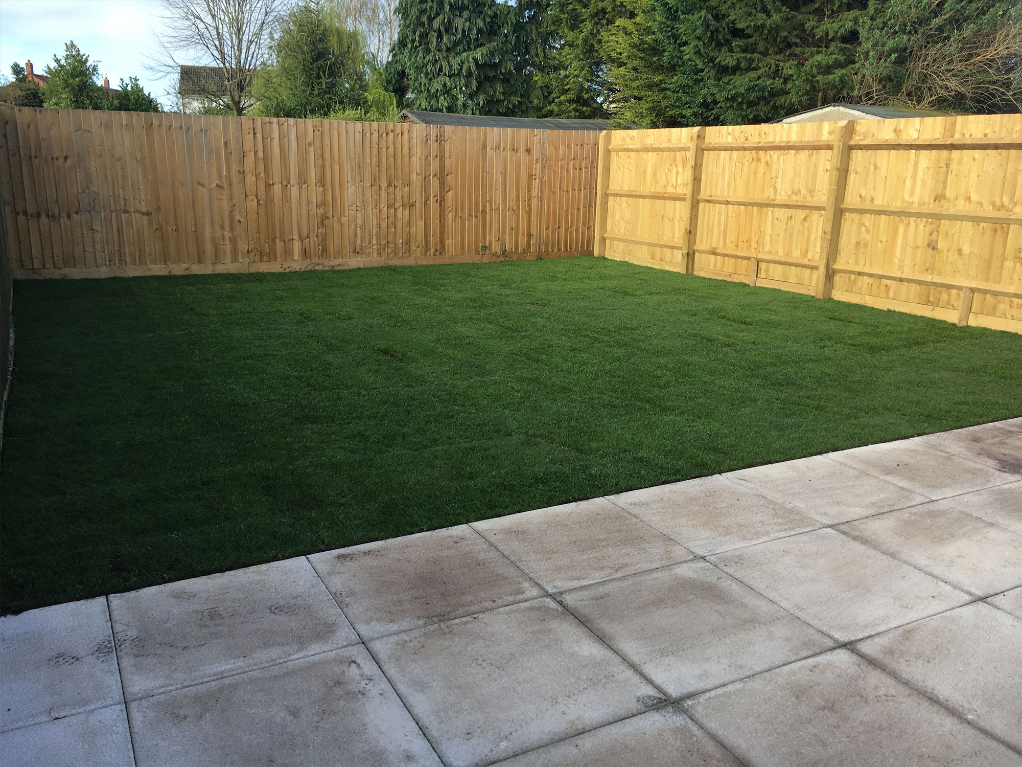 Landscaping - lawn care services