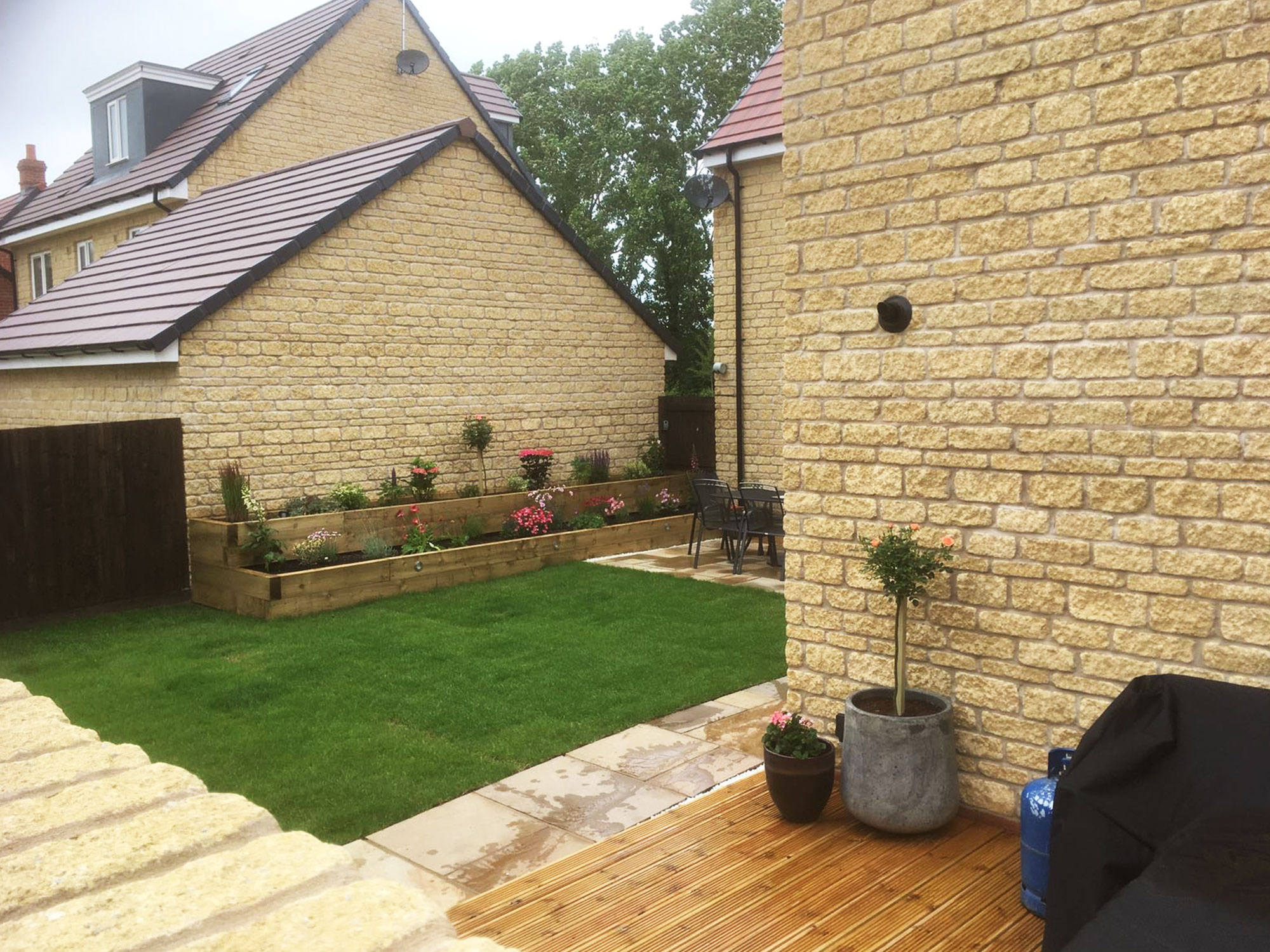 Landscaping - Lawns