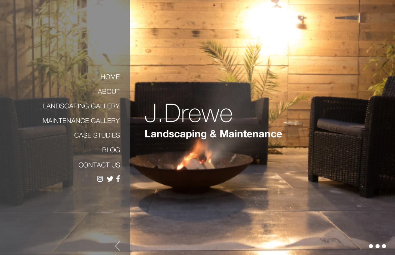 JDrewe new website visual
