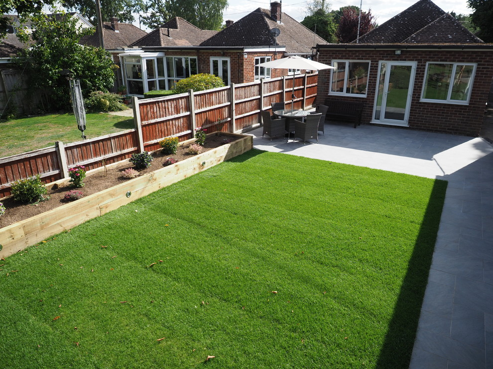 Landscaping - Grass